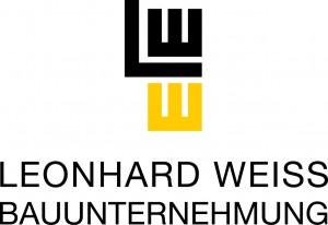 LW Logo mit Schriftzug [Bau] zentriert DE